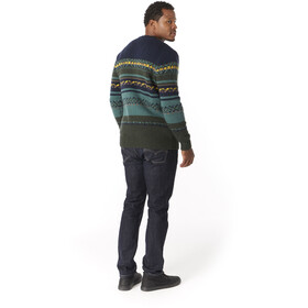 Smartwool CHUP Kaamos Suéter Hombre, scarab heather